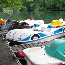 pedalos-canoes